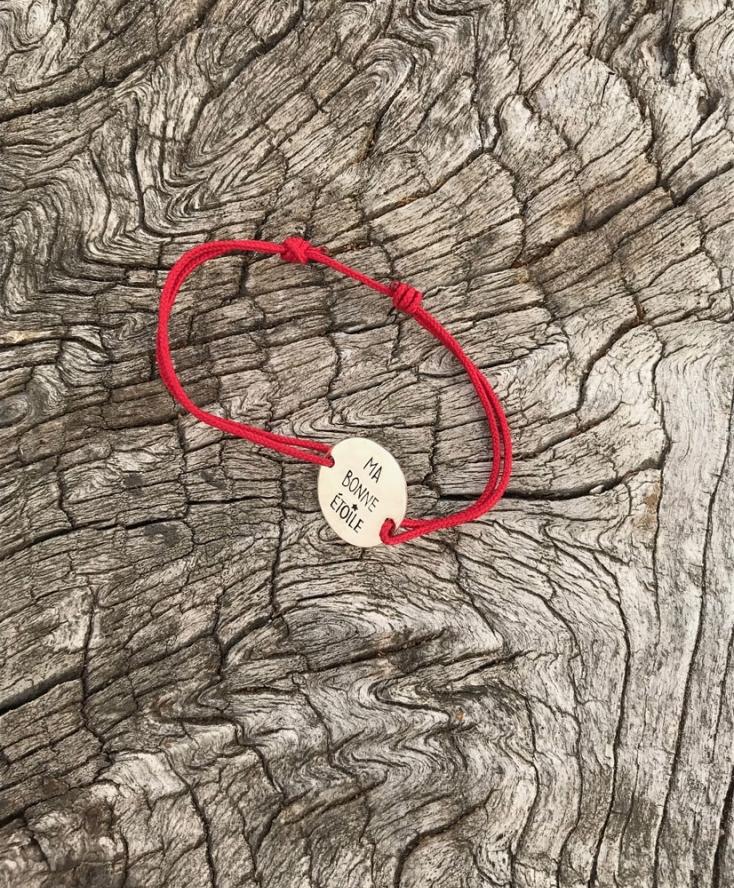 Bracelet Ma bonne étoile