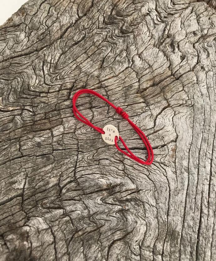 Bracelet It's a girl