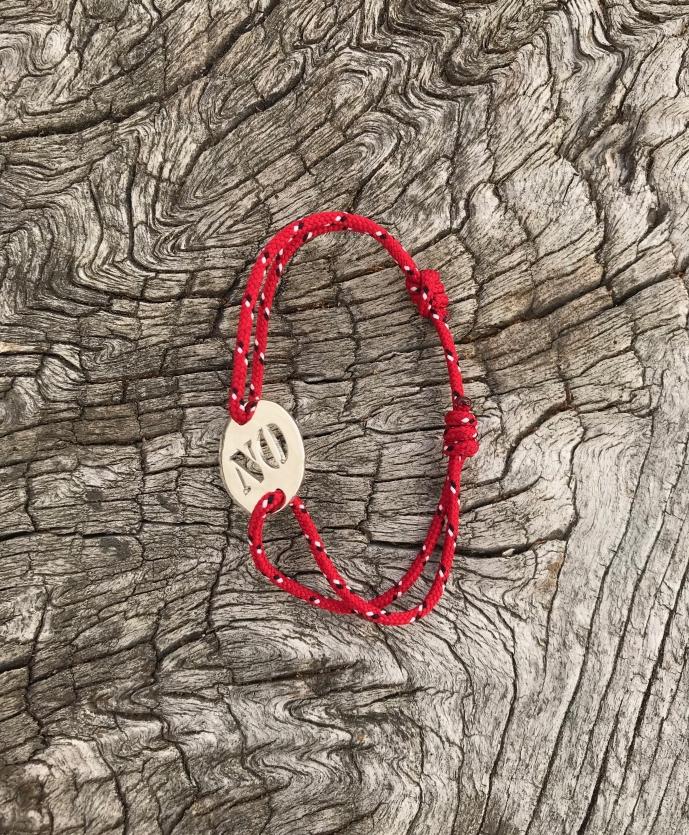 Bracelet NO cordage marin