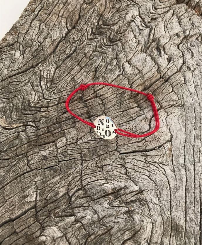 Bracelet NOIRMOUTIER lettres mélangées