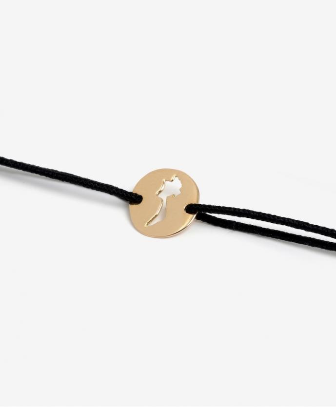 Bracelet Cordon Ile de Noirmoutier Or